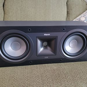 Klipsch Icon KC-25 Center Channel Speaker for Sale in Oviedo, FL