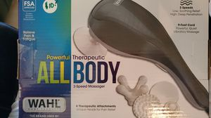 All body 2 speed massager for Sale in Rockledge, FL