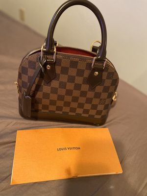 Louis Vuitton Alma bb bag for Sale in Milwaukee, WI