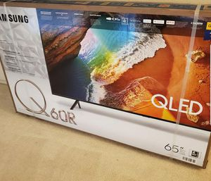 "QN65Q60RAFXZA 65"" SAMSUNG QLED 240CMR SMART HDR 240CMR for Sale in City of Industry, CA"
