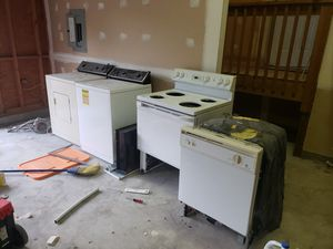 Kitchen and laundry appliances for Sale in Holly Springs, NC
