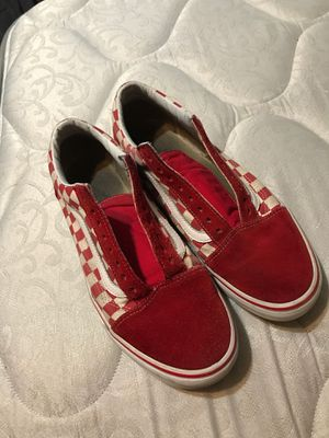 Red vans for Sale in Port St. Lucie, FL
