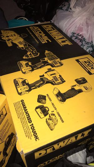 Dewalt Atomic Compact Series for Sale in Missouri City, TX
