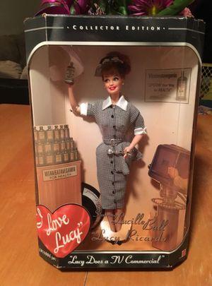 Barbie Collectors I Love Lucy for Sale in Deerfield Beach, FL