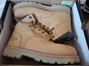 Dickies work boots men size 10 for Sale in Alexandria, VA