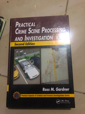 Practical crime scene processing and investigation for Sale in Phoenix, AZ