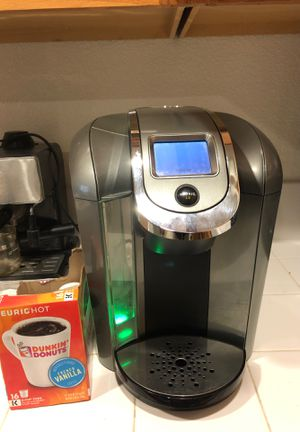 Keurig 2.0 instant coffee for Sale in Rio Linda, CA