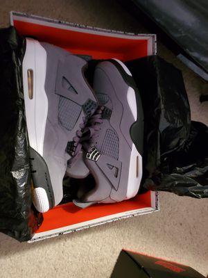 Jodran 4 cool grey size 11 for Sale in Lake Worth, FL