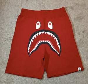 bape shark short red for Sale in Brooklyn, NY