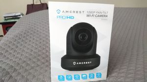 Amcrest Pro Hd wifi Security cam/camera with 1080p for Sale in Rancho Cucamonga, CA