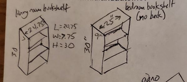 Small Furniture Items