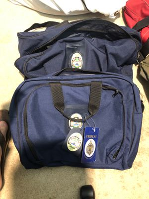 Brand new naval academy duffel bags (x2) for Sale in Charlottesville, VA