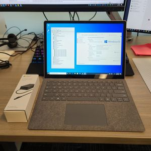 "Microsoft Surface Laptop 3 13.5"" 10th Gen i5 8GB RAM 128GB NVMe SSD for Sale in Scottsdale, AZ"