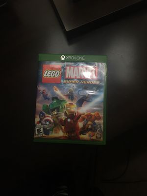 Lego marvel super heroes Xbox game for Sale in Fort Washington, MD