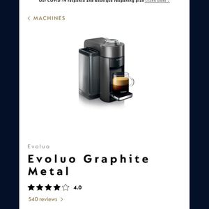 Nespresso Imcludes 30 Pods for Sale in Miami, FL