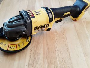 60V Max FLEXVOLT Angle Grinder whit E-clutch System ** TOOL ONLY ** for Sale in Brooklyn, NY
