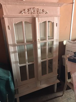 Antique China Cabinet for Sale in Kirkland, WA