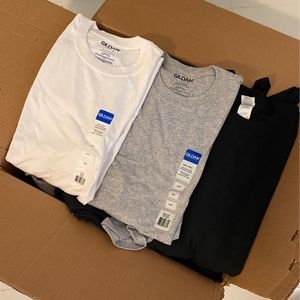 T-Shirts Assorted Adult M/L/XL (plain) for Sale in Fort Lauderdale, FL