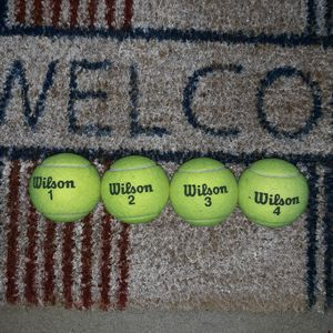 Over 60 Wilson tennis balls Extra duty for Sale in Covina, CA