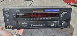Sony stereo receiver 2006- no hdmi. for Sale in ARSENAL, PA