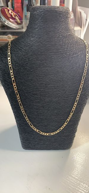 New gold plated chain for Sale in Algonquin, IL