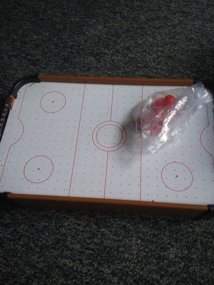 Mini air hockey table for Sale in West Greenwich, RI