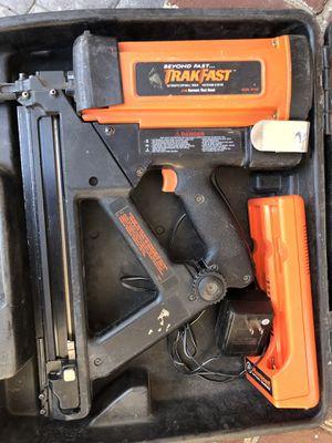 Ramsey Trakfast TF1100 - Gas Actuated Automatic Fasten Trakfast Tool Kit for Sale in Lansdowne, VA