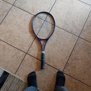 Purple Contender Tennis Racket for Sale in Sacramento, CA
