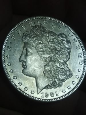 Beautiful 1901o silver Morgan dollar for Sale in Denver, CO