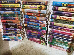 ❗❗Walt Disney, Warner Bros, VCR Collection. ❗❗ for Sale in San Antonio, TX