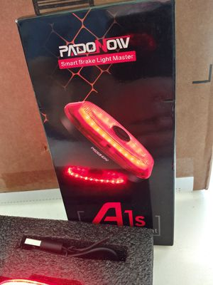 Bicycle tail light rechargeable through USB for Sale in Long Beach, CA