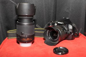 Nikon D3000 dslr camera for Sale in Anaheim, CA
