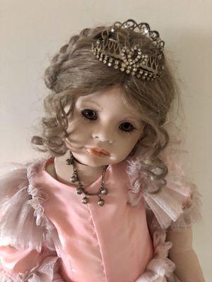 Porcelain Ballerina Doll Handmade for Sale in Henderson, NV