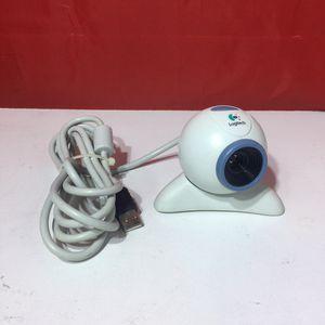 Logitech Desktop Web Computer Camera for Sale in Bloomfield, NJ