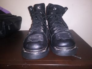 Harley Davidson Boots for Sale in Port Lavaca, TX