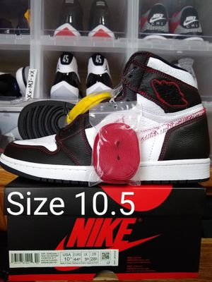 "New* Air JORDAN 1 Retro High OG ""Defiant"" Mens Size 10.5 US - DS OG All for Sale in Everett, WA"