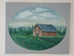 Barn Painting for Sale in Montesano, WA