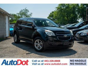2013 Chevrolet Equinox for Sale in Sykesville, MD