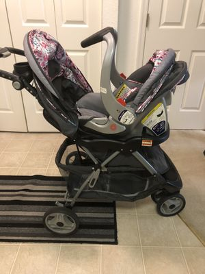 Baby Trend stroller and car seat for Sale in Gaithersburg, MD