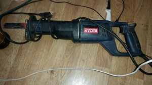 RYOBI sawsall for Sale in Lodi, CA