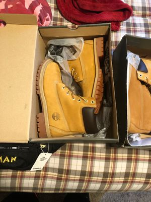 timberland boots(read description) for Sale in Hayward, CA