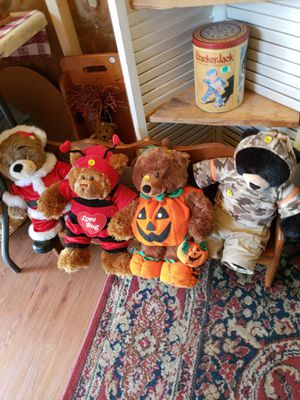 Build a bear collections for Sale in Farmville, VA