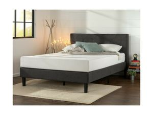 New king size mattress and bed frame tax included free delivery for Sale in Hayward, CA