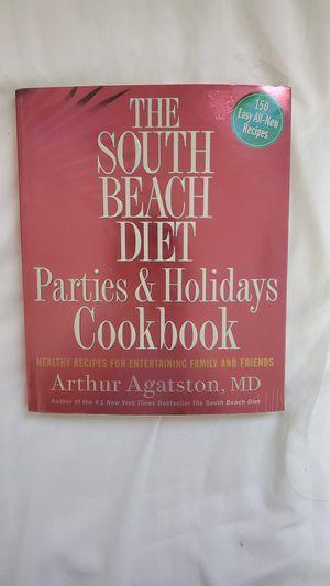 South beach diet book for Sale in Douglasville, GA