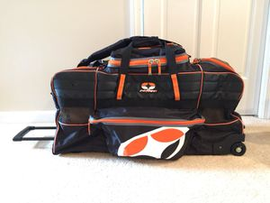 No Fear....Duffle/Gear Bag for Sale in Hampton Township, PA