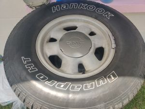 Rims and tires for Sale in NO FORT MYERS, FL