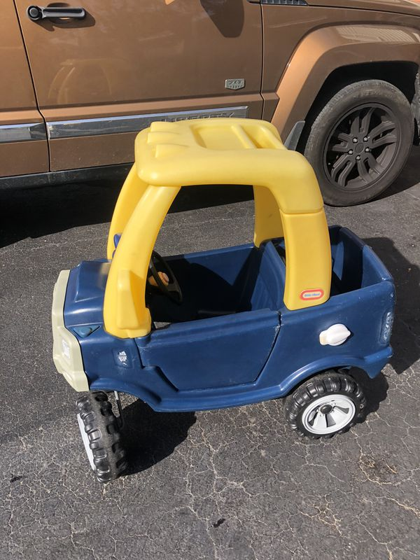 Little Tikes Truck Cozy Coupe