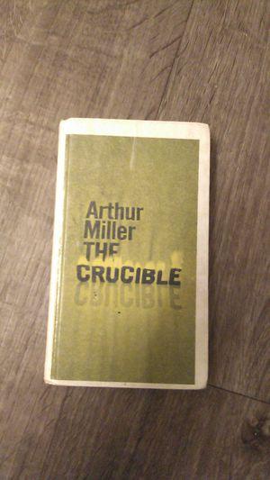 Arthur Miller The Crucible 20 bucks for Sale in Mount Vernon, OH