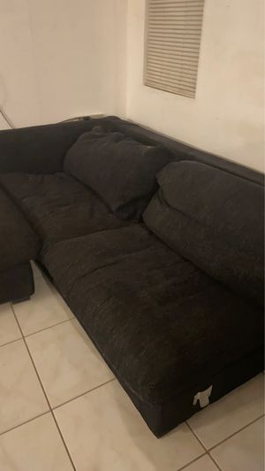 Sofa two part sectional for Sale in San Bernardino, CA