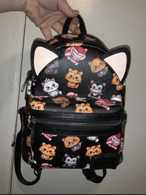 Disney Cats Loungefly Backpack for Sale in Indian Lake Estates, FL